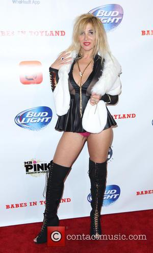 Nahid Samandari - 7th Annual 'Babes In Toyland' charity toy drive for Promises2Kids held at The Living Room in the...