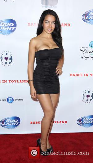 Nasia Jansen - 7th Annual 'Babes In Toyland' charity toy drive for Promises2Kids held at The Living Room in the...