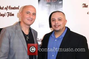 Tamas Birinyi and Anthony Balli - Photo's from the release of the documentary film 'The Tattoo Age - Out of...