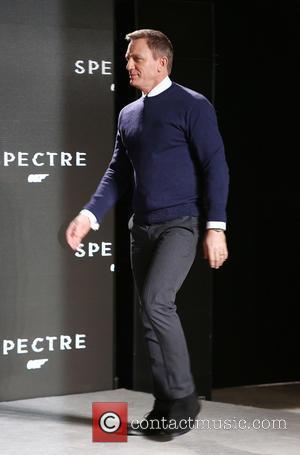 Daniel Craig - James Bond 'Spectre' film photocall - London, United Kingdom - Thursday 4th December 2014