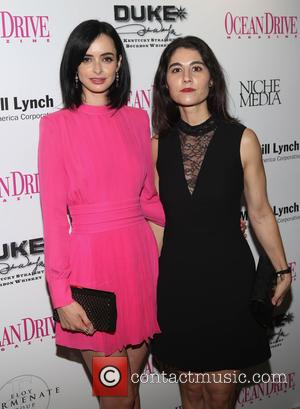 Krysten Ritter and Susan Delmonico - Ocean Drive Magazine December Cover Model Krysten Ritter launch at W South Beach -...