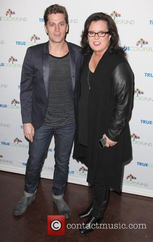 Rob Thomas and Rosie O'donnell