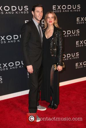 Pablo Schreiber and Jessica Monty - Photographs of a variety of stars as they arrived at the New York Premiere...