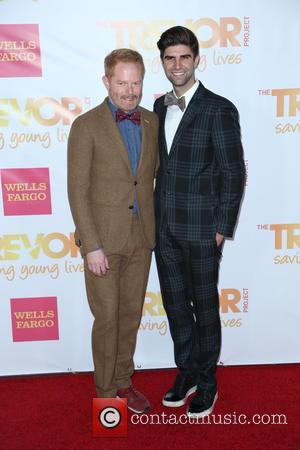 Jesse Tyler Ferguson - Shots from the bi-annual event TrevorLIVE which was held at The Hollywood Palladium in Hollywood, California,...