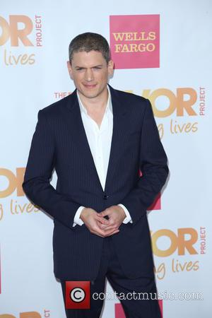 Wentworth Miller - Shots from the bi-annual event TrevorLIVE which was held at The Hollywood Palladium in Hollywood, California, United...