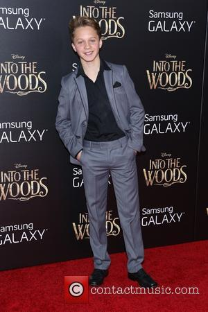 Daniel Huttlestone - 'Photographs from the red carpet as a vast array of stars arrived for the World Premiere of...