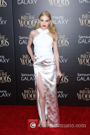 MacKenzie Mauzy - 'Photographs from the red carpet as a vast array of stars arrived for the World Premiere of...