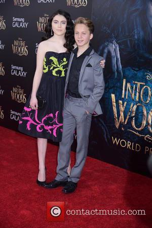 Lilia Crawford and Daniel Huttlestone