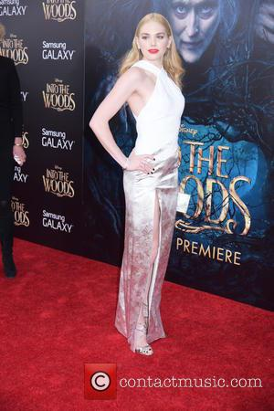 Mackenzie Mauzy - Photographs from the red carpet as a vast array of stars arrived for the World Premiere of...