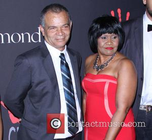 Ronald Fenty and Monica Braithwaite - Shots from the red carpet as a variety of stars arrived for pop star...