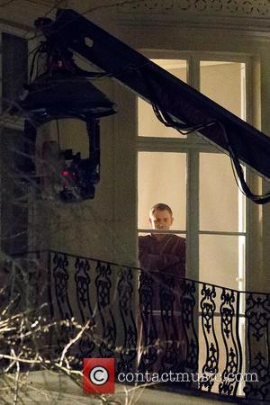 Daniel Craig and Naomie Harris - Stars of the new 007 movie 'Spectre' Daniel Craig (James Bond) and Naomie Harris...