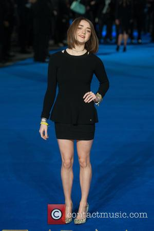 Maisie Williams - Stars from the latest in the Night at the Museum series of movies 'Night At The Museum:...