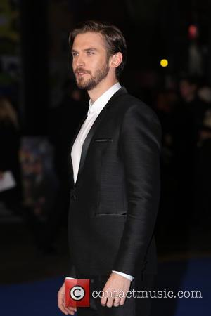 Dan Stevens - Stars from the latest in the Night at the Museum series of movies 'Night At The Museum:...
