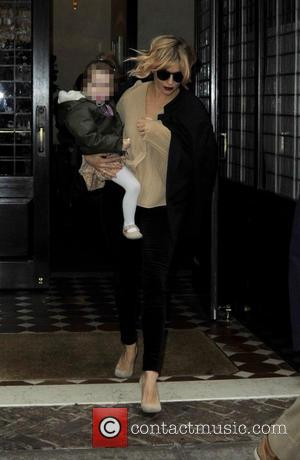 Sienna Miller and Marlowe Sturridge