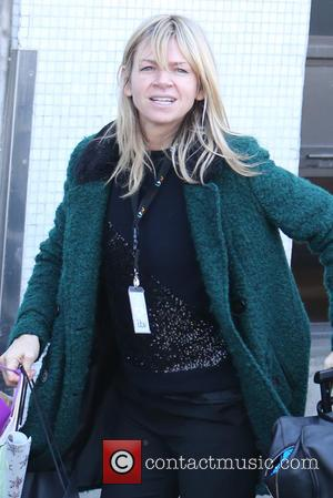 Zoe Ball Breaks Silence For First Time After Death Of Boyfriend Billy Yates