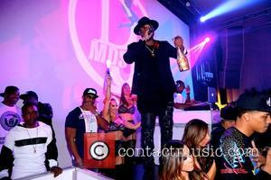 Sincere - American rapper and founder of Maybach Music Group Rick Ross gave a live performance at SupperClub in Hollywood...
