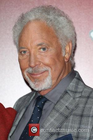 Tom Jones - Photos from the launch of the 4th season of The Voice UK which see's Rita Ora join...