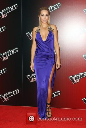 Rita Ora and Ricky Wilson - Photos from the launch of the 4th season of The Voice UK which see's...