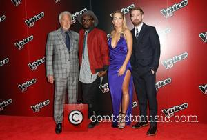 Rita Ora, Will.I.Am, Tom Jones and Ricky Wilson - Photos from the launch of the 4th season of The Voice...
