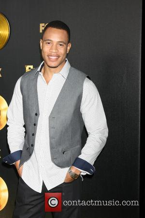 Trai Byers - FOX TV's  Empire premiere event - Arrivals at ArcLight Cinerama Dome Theater - Los Angeles, California,...