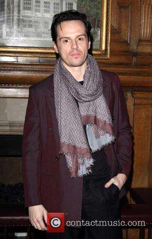 Andrew Scott - London Collections: Men A/W 2015 - Hackett London - Dinner & Presentation at Two Temple Place at...