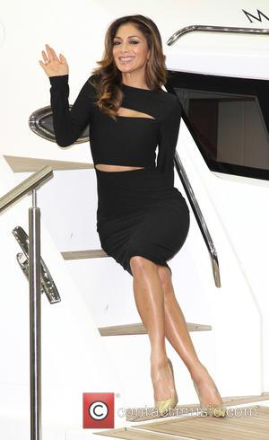 Nicole Scherzinger - Nicole Scherzinger launches the Sunseeker Predator at the London Boat Show held at the Excel London at...