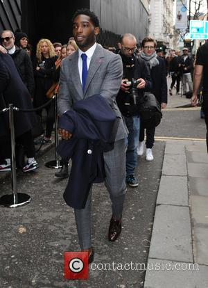 Tinie Tempah - London Collections: Men - Topman Design at The Old Sorting Office - London, United Kingdom - Friday...