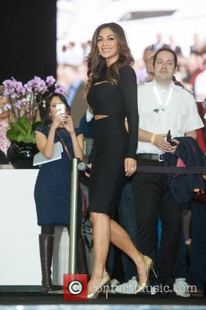 Nicole Scherzinger - Nicole Scherzinger launches the Sunseeker Predator at the London Boat Show held at the Excel London Exhibition...