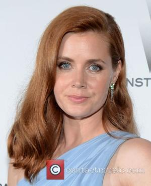 Amy Adams - 2015 Weinstein Company and Netflix Golden Globes After Party at The Beverly Hilton Hotel at Golden Globes,...