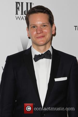 Graham Moore - 2015 Weinstein Company and Netflix Golden Globes After Party at The Beverly Hilton Hotel at Robinsons May...