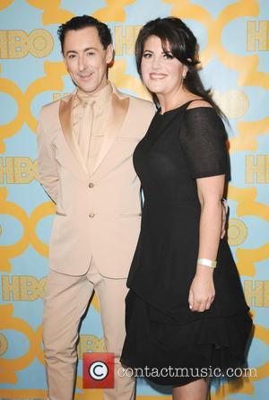 Monica Lewinsky, Golden Globe Awards, Alan Cumming