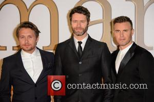 Howard Donald, Odeon Leicester Square, Mark Owen, Gary Barlow