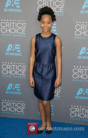 Quvenzhane Wallis - A host of stars were snapped as they attended the 20th Annual Critics' Choice Movie Awards which...
