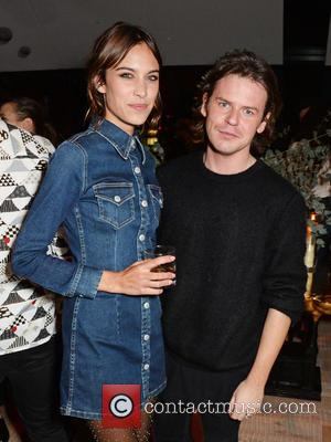 Alexa Chung and Christopher Kane - Alexa Chung hosts and intimate party to celebrate the global launch of the 'Alexa...