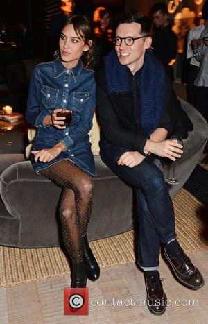 Alexa Chung and Erdem Moralioglu - Alexa Chung hosts and intimate party to celebrate the global launch of the 'Alexa...
