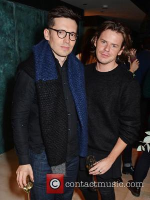 Erdem Moralioglu and Christopher Kane - Alexa Chung hosts and intimate party to celebrate the global launch of the 'Alexa...