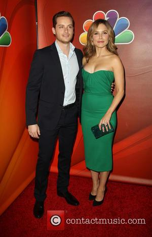 Jesse Lee Soffer and Sophia Bush