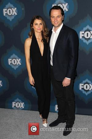 Keri Russell and Matthew Rhys