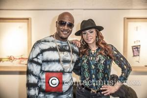 Faith Evans and Cavie - 'Abstract Saturdays', a joint venture project with DJ Severe's