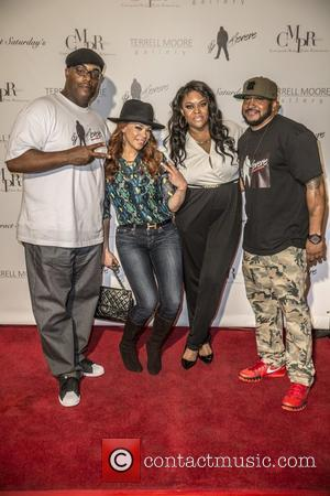 Faith Evans, Dominique Simpson and DJ Severe - 'Abstract Saturdays', a joint venture project with DJ Severe's