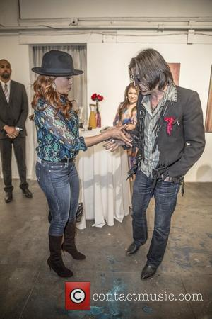 Faith Evans and Terrell Moore - 'Abstract Saturdays', a joint venture project with DJ Severe's