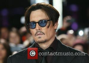 Johnny Depp - A host of stars were photographed as they attended the UK premiere of 'Mortdecai' which stars American...