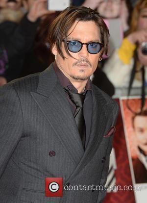 Johnny Depp - 'Mortdecai' U.K. Premiere at the Empire, Leicester Square - Arrivals - London, United Kingdom - Monday 19th...