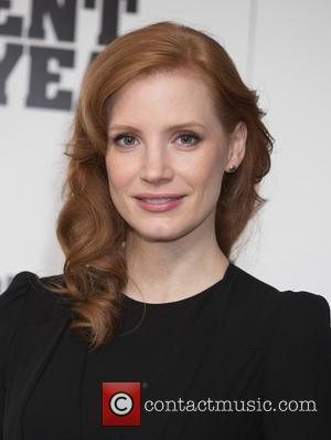 Jessica Chastain Likes A Bit Of Becks Appeal