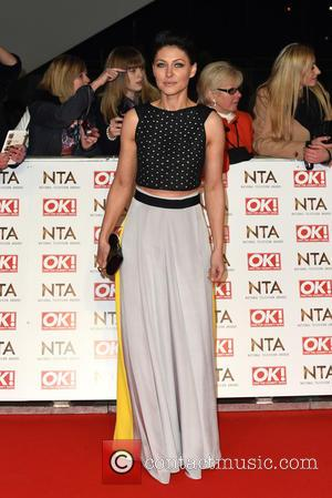 Emma Willis - A host of British television stars were photographed on the red carpet at The National Television Awards...