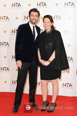 David Tennant, Olivia Colman, National Television Awards