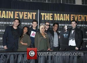 TLC, Madison Square Garden, New Kids On The Block
