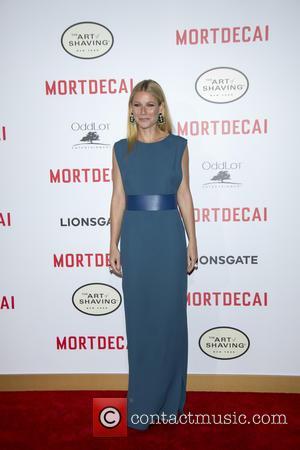 Gwyneth Paltrow - 'Mortdecai' Los Angeles Premiere - Arrivals -  - Wednesday 21st January 2015