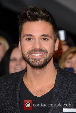 Ben Haenow - A host of British television stars were photographed on the red carpet at The National Television Awards...
