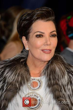 Kris Jenner - A host of British television stars were photographed on the red carpet at The National Television Awards...